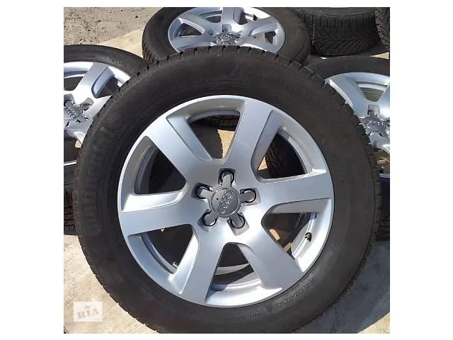 бу Б/у Диски ковані Audi R17 5x112 7j ET25 A5 A7 Q3 VW Tiguan A4 A6 Allroad в Львові