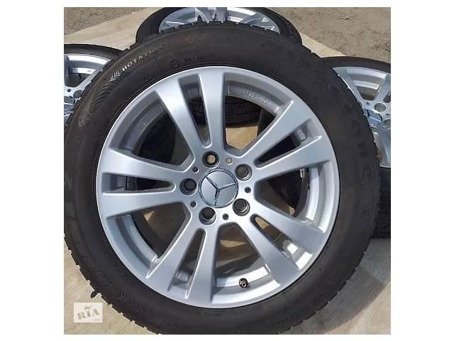 бу Б/у Диски Mercedes R16 5x112 7.5 j ET45.5 W204 W212 W213 W220 Vito Р16 Віто в Львові