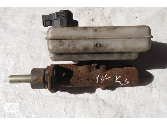 купить бу Б/у главный тормозной цилиндр для Iveco 3512 1998рв на ивеко 35\12 оригинал пробег авто 300тыс в ес в Черновцах