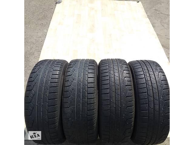 бу Б/у шины 225/55/17 Pirelli Winter210 2х5,5мм 2х7мм зимние в Львове
