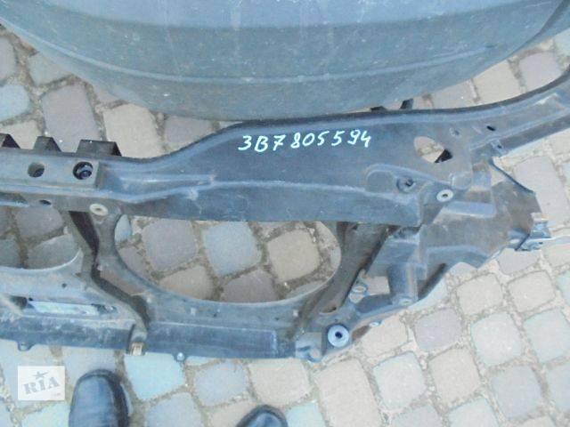 продам б/у 3b7805594Детали кузова Панель передняя Легковой Volkswagen B5 Седан 2003 бу в Львове