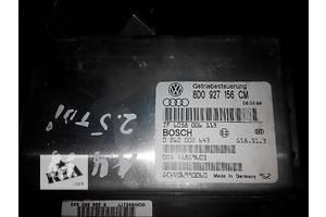 б/у Електронні блоки управління коробкою передач Audi A4