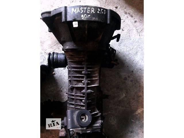 купить бу б/у АКПП и КПП КПП Грузовики Renault Master 2.5 D в Ковеле