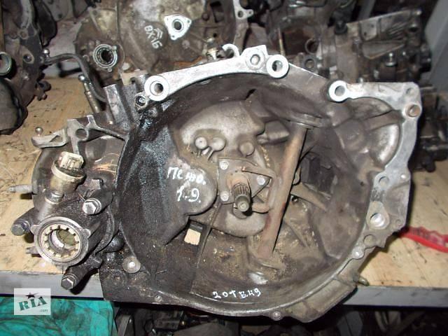 Б/у АКПП и КПП КПП Легковой Citroen Berlingo груз. 1996-2008 20TE49- объявление о продаже  в Ровно