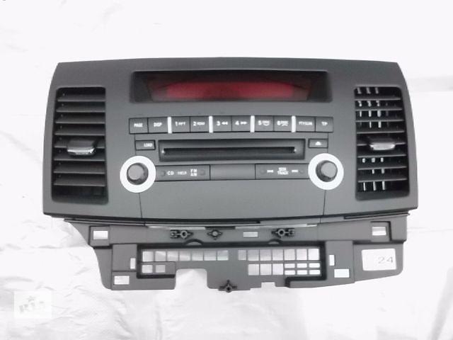 купить бу Б/у автомагнитола для легкового авто Mitsubishi Lancer X 2008 в Дубраве (Житомирской обл.)