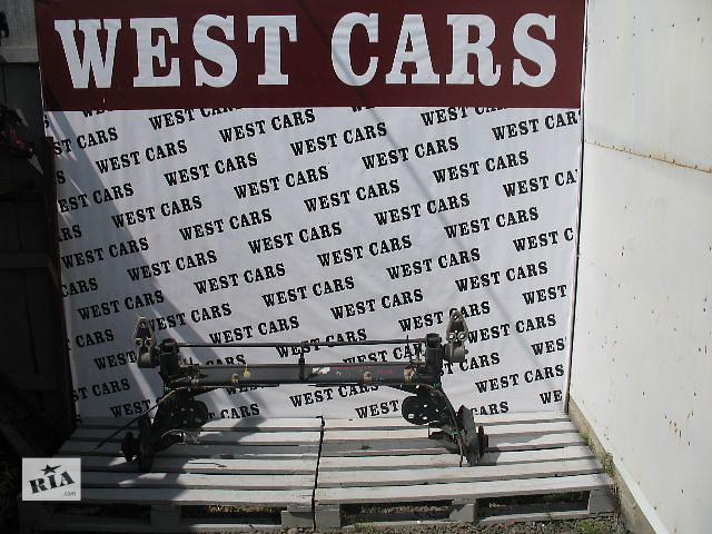 купить бу Б/у балка задней подвески для легкового авто Volkswagen Passat 2002 в Луцке