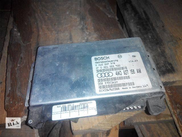 б/у Блок АКПП Audi A6 (C4), 4A0927156AM, 0260002378 Легковой Audi A6 1996- объявление о продаже  в Львове