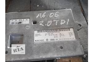 б/в блоки управління Audi A6