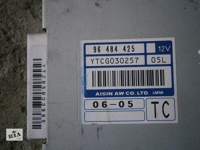 бу Б/у Блок управления АКПП для легкового авто Chevrolet Aveo в Луцке