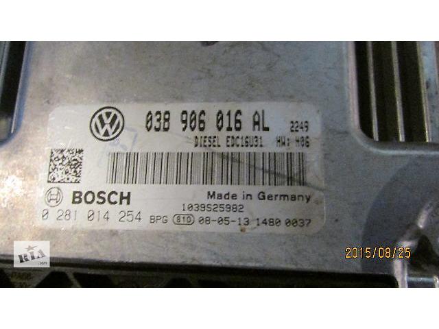 038906016AL 038906016AJ Блок управления двигателем для легкового авто Volkswagen T5 (Transporter) 2008- объявление о продаже  в Хусте