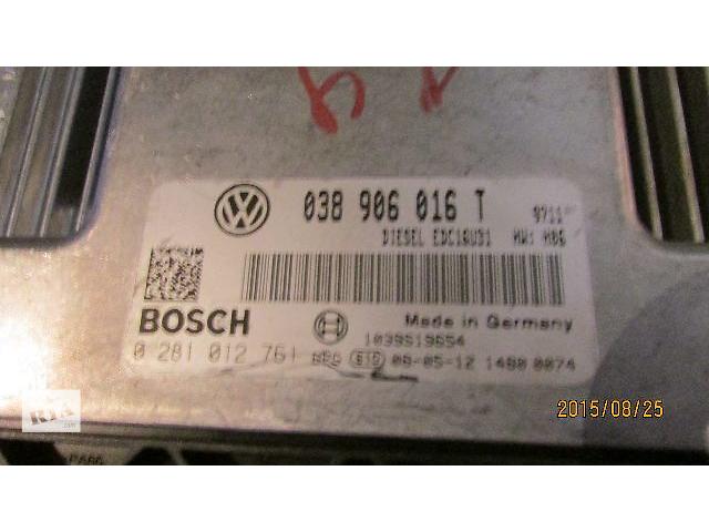 продам 038906016T Блок управления двигателем  для легкового авто Volkswagen T5 (Transporter) 2008 бу в Хусте