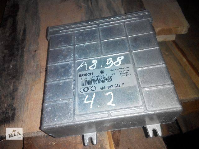 бу б/у Блок управления двигателем 4D0907557E Легковой Audi A8 1997 в Львове