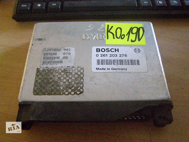 купить бу Б/у блок управления двигателем для легкового авто BMW 3 Series 0261203276 1.6 в Таврийске