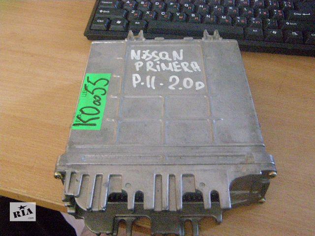 купить бу Б/у блок управления двигателем для легкового авто Nissan Primera  P11 2.0D 0281001629 в Таврийске