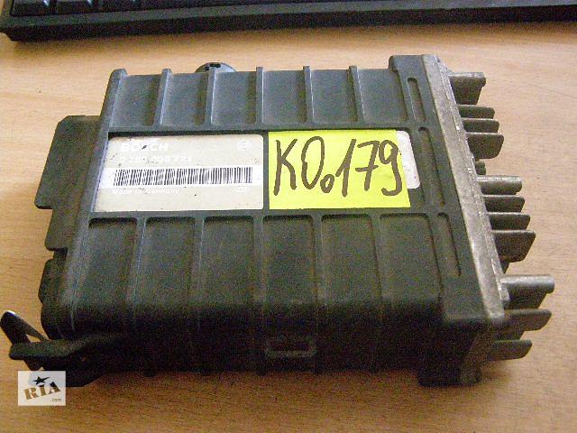 купить бу Б/у блок управления двигателем для легкового авто Peugeot 206 0280000724 1.4 в Таврийске