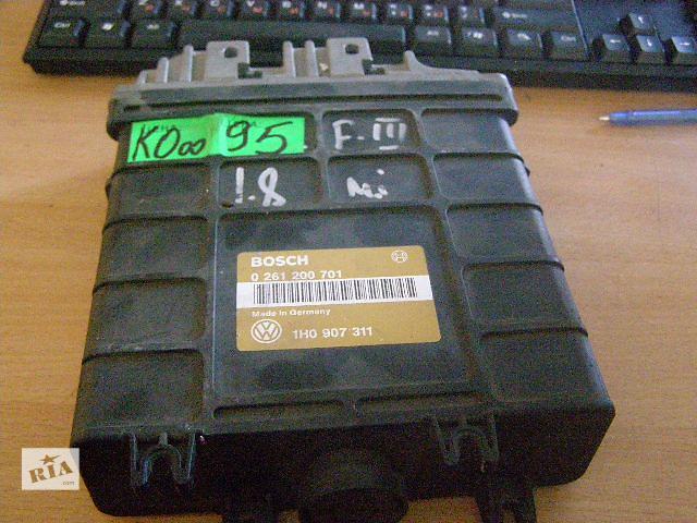 Б/у блок управления двигателем для легкового авто Volkswagen  GOLF III 1.8mi 0261200701 АВТОРАЗБОРКА АЛЬЯНС- объявление о продаже  в Новой Каховке