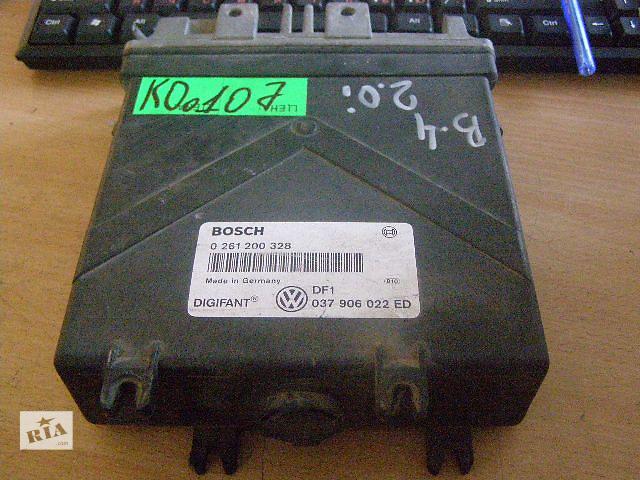 продам Б/у блок управления двигателем для легкового авто Volkswagen PASSAT B4 2.0i 0261200328 бу в Таврийске