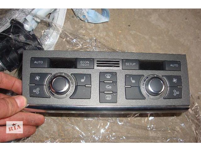 Б/у Блок управления печкой климатконтролем 4F1820043S к Audi A6 2006 года- объявление о продаже  в Хусте