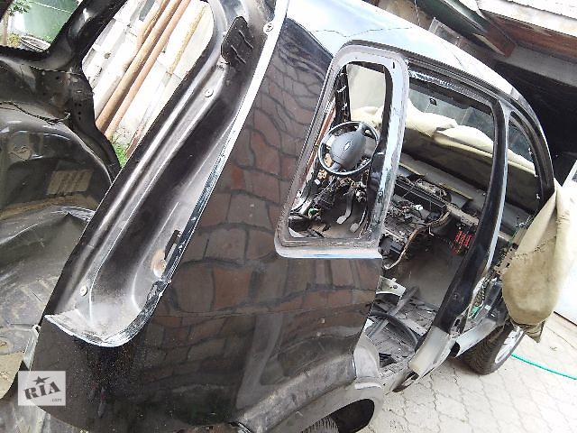 Б/у боковина для универсала Ford Fusion 2008- объявление о продаже  в Киеве