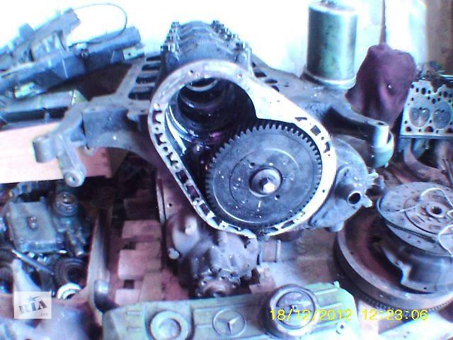 бу б/у Детали двигателя Блок двигателя Грузовики Mercedes 809 1989 в Запорожье