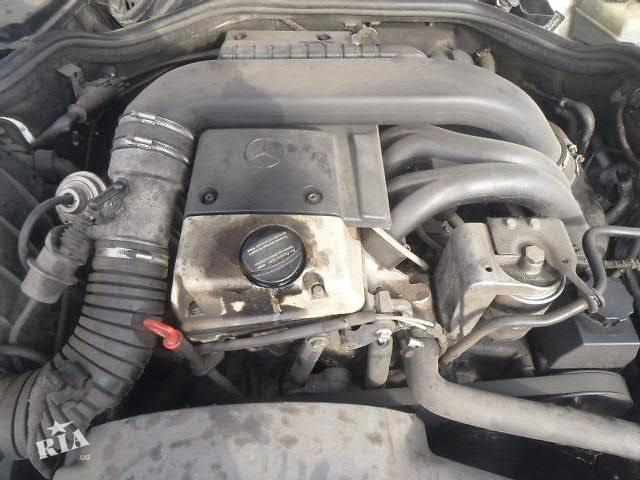 купить бу Двигатель OM 604 Mercedes W210 в Харькове
