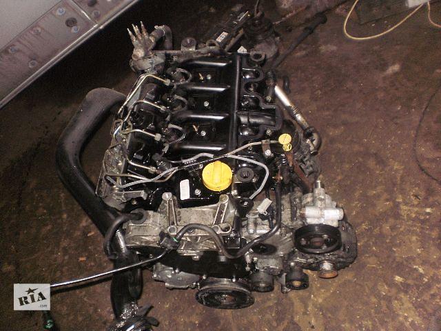 продам б/у Двигатель,мотор,двигун 2,5cdti Renault Master Opel Movano Nissan Interstar мастер мовано бу в Тернополе