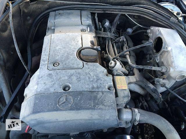 б/у Детали двигателя Двигатель Легковой Седан Mercedes C-Class 1995- объявление о продаже  в Ивано-Франковске