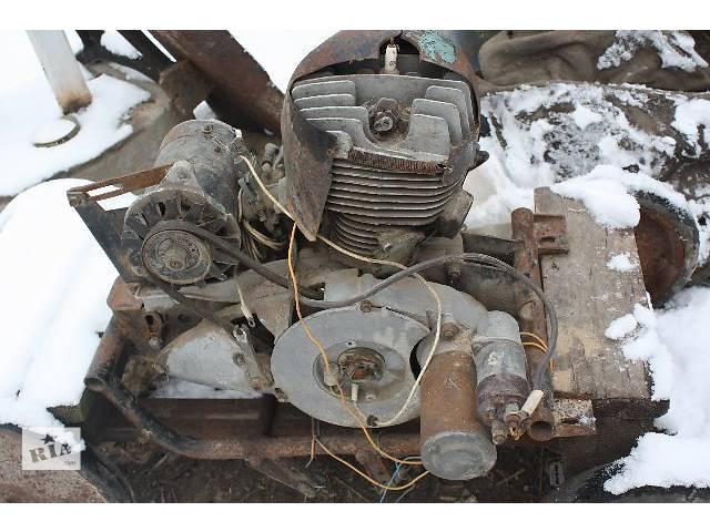 б/у Детали двигателя Двигатель Легковой ИЖ Планета 3- объявление о продаже  в Львове