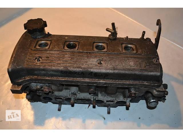 купить бу Б/у Детали двигателя Головка блока Легковой Toyota Corolla 16V  1.6B в Ковеле