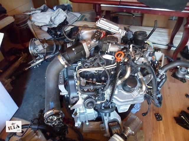 б/у Детали двигателя Подушка мотора Легковой Volkswagen T6 (Transporter) 2014- объявление о продаже  в Киеве