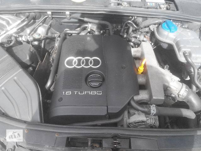 б/у Детали двигателя Турбина Легковой Audi A4 2004- объявление о продаже  в Львове