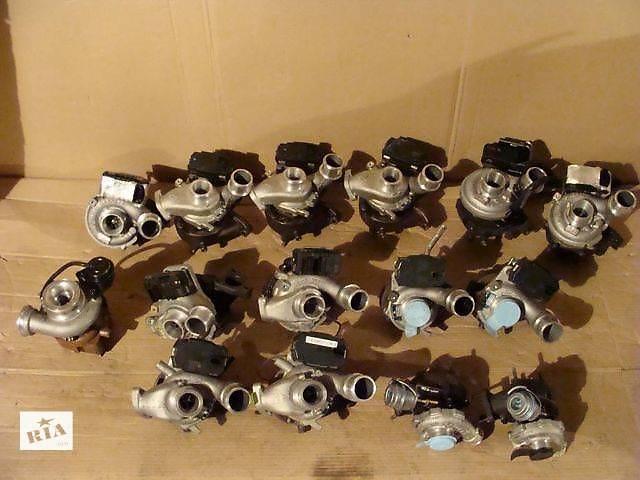продам б/у Детали двигателя Турбина Легковой BMW 3 Series (все) бу в Львове