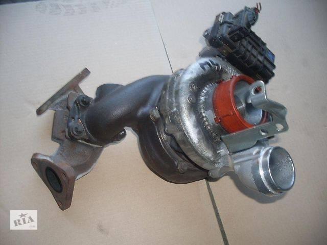 купить бу б/у Деталі двигуна Турбіна Легковий Mercedes ML 320 Кросовер 2007 в Чернівцях