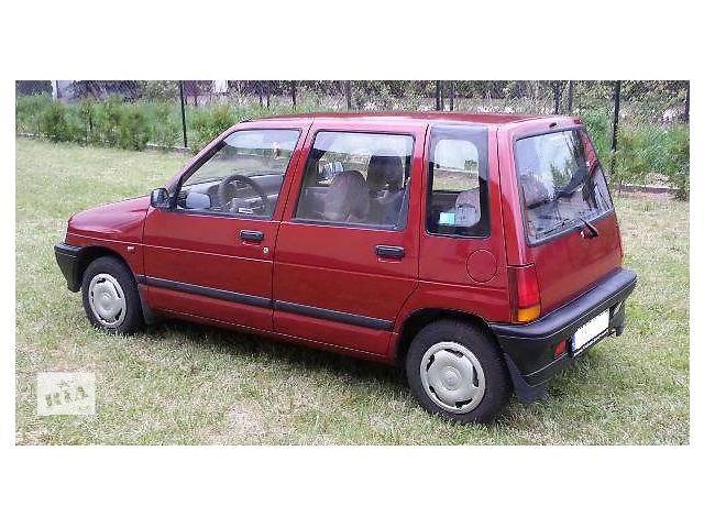 бу б/у Детали кузова Багажник Легковой Daewoo Tico 1996 в Львове