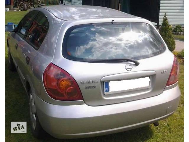 б/у Детали кузова Багажник Легковой Nissan Almera 2004- объявление о продаже  в Львове