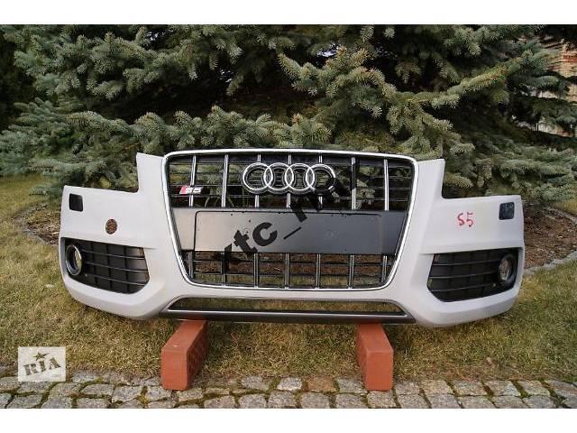 купить бу б/у Детали кузова Бампер передний Легковой Audi A5 S5 в Львове
