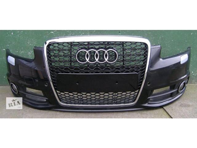 бу Б/у Детали кузова Бампер передний Легковой Audi A6 2008 в Киеве