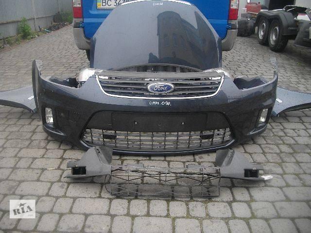купить бу б/у Детали кузова Бампер передний Легковой Ford C-Max 2009 в Львове