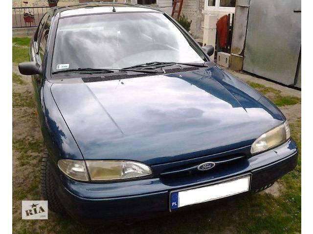 бу б/у Детали кузова Бампер передний Легковой Ford Mondeo 1995 в Львове