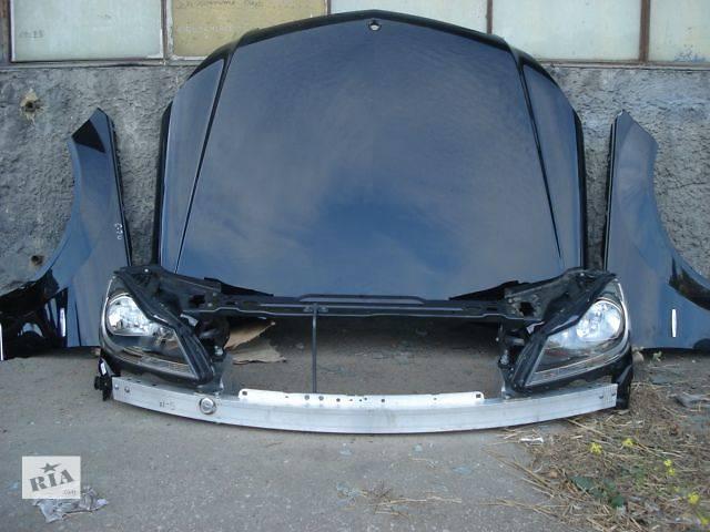 бу б/у Детали кузова Бампер передний Легковой Mercedes C-Class w204 в Львове