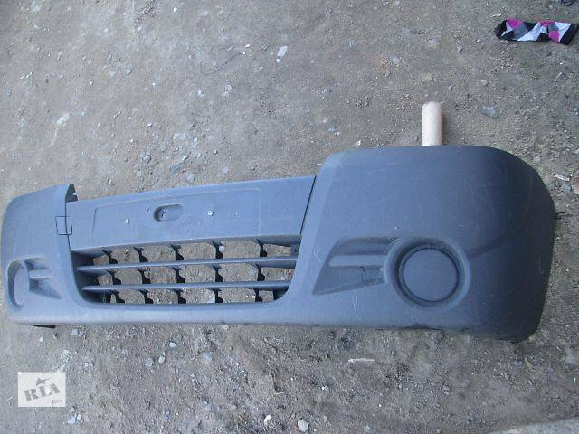 купить бу б/у Детали кузова Бампер передний Легковой Opel Vivaro Renault Trafic 2008 в Ковеле