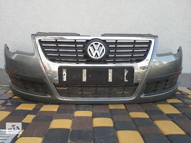 б/у Деталі кузова Бампер передній Легковий Volkswagen B6 2008- объявление о продаже  в Львові