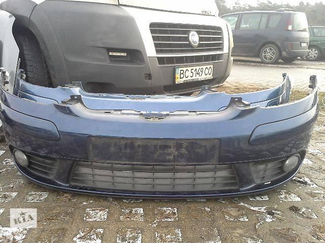 продам б/у Деталі кузова Бампер передній Легковий Volkswagen Golf Plus бу в Львові