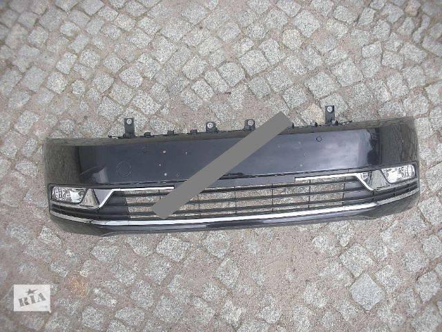 б/у Детали кузова Бампер передний Легковой Volkswagen Passat B7- объявление о продаже  в Луцке