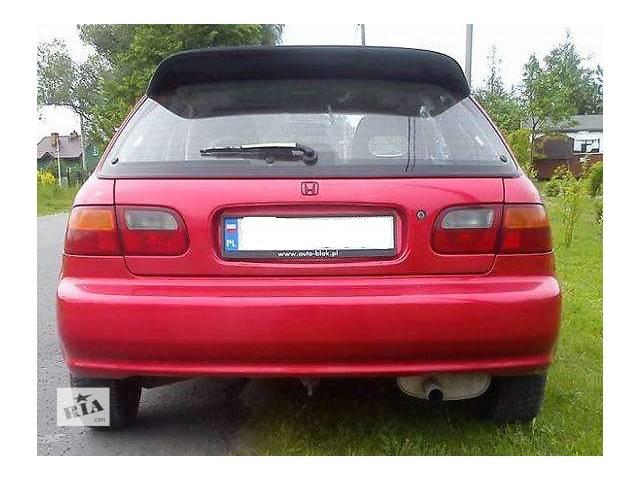 продам б/у Детали кузова Бампер задний Легковой Honda Civic 1994 бу в Львове