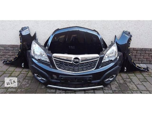 бу б/у Детали кузова Бампер задний Легковой Opel в Львове
