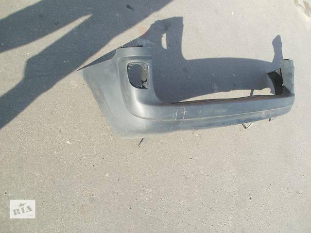 бу б/у Детали кузова Бампер задний Легковой Renault Kangoo груз. в Львове