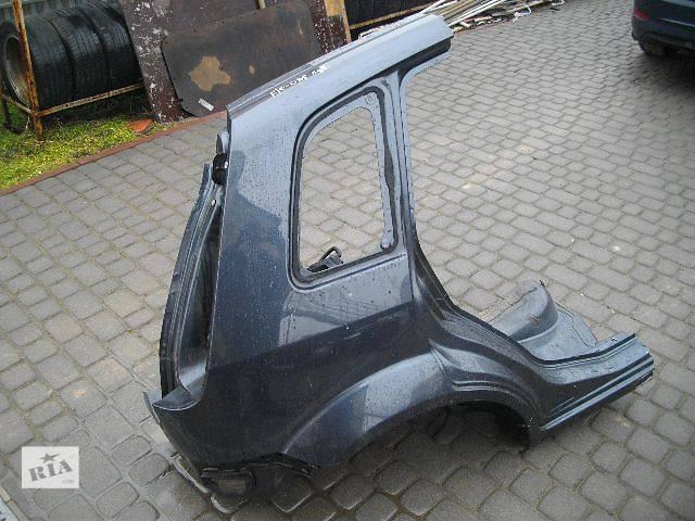 продам б/у Детали кузова Четверть автомобиля Легковой Ford Fiesta 2007 бу в Львове