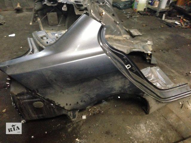купить бу б/у Детали кузова Четверть автомобиля Легковой Mitsubishi Lancer X в Киеве