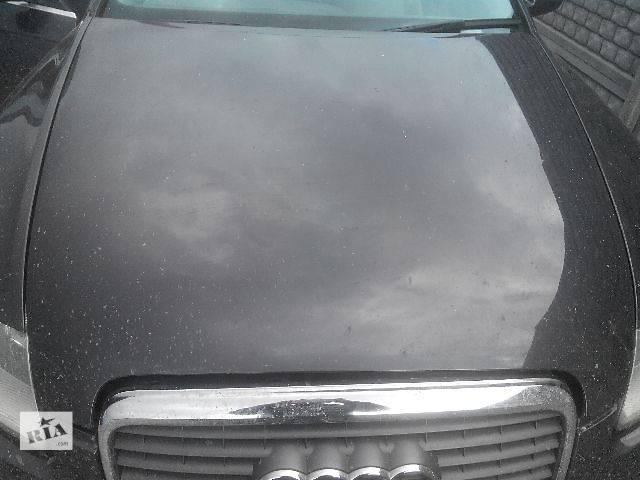 продам б/у Детали кузова Капот Легковой Audi A6 2007 бу в Львове
